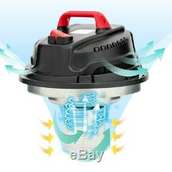 1200W 30L 4-in-1 Wet&Dry Vacuum Cleaner Dust Extractor Stainless Steel Tank