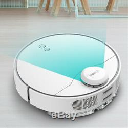 360 S6 Pro Laser Navigation Robot Vacuum Cleaner Wet & Dry Cleaning APP Control