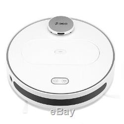 360 S6 Smart Automatic Vacuum Cleaner Robot APP Remote Control Dry Wet Cleaning