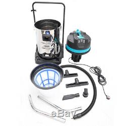 80 Litre 3000W Industrial Wet and Dry Vacuum Cleaner Professional Cleaning Vac