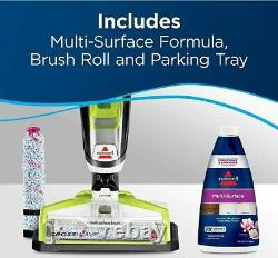 Bissell Crosswave All in One Wet Dry Vacuum Cleaner Mop 1785A Factory Sealed New