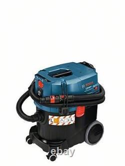 Bosch GAS35L SFC+ Dust Extractor, Wet/Dry, Semi Automatic 240V 06019C3060