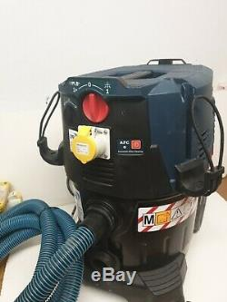 Bosch GAS 35 M AFC 35L 1200W Wet & Dry Extractor Vacuum M-Class 110V