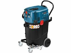 Bosch GAS 55 M AFC 240v 1200W 55L Wet+Dry Extractor Vacuum