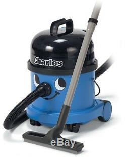 Grade A Charles Wet and Dry Vacuum, CVC370-2, Numatic, 1060W