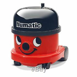 Henry Numatic Dry Vacuum Cleaner 9 Litre, 580 W, Red NRV240