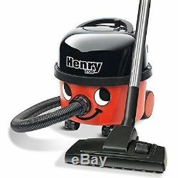 Henry Vacuum Cleaner GENUINE BRAND NEW Numatic NRV160 RED Commercial