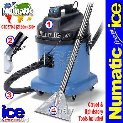 Industrial Commercial Professional Carpet & Upholstery Cleaner Cleaning Machine