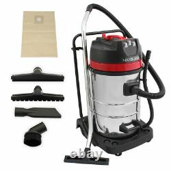 Industrial Vacuum Cleaner Wet and Dry 80L CARWASH KIT 6pc Free Kit 3000W B0275