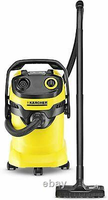 Kärcher WD5 Wet and Dry Vacuum