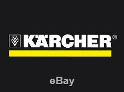 Karcher Wd 6, Wet & Dry Vacuum Cleaner, Self Cleaning Filter, In &outdoor, Blower