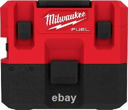Milwaukee 0960-20 M12 FUEL 1.6 Gallon Wet/Dry Vacuum TOOL ONLY