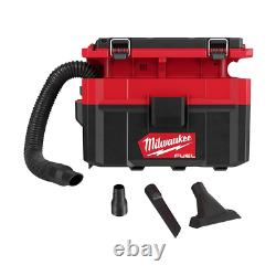 Milwaukee 0970-20 M18 FUEL PACKOUT 2.5 Gallon Wet/Dry Vacuum