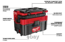 Milwaukee M18 Fuel Packout Wet /dry Vacuum