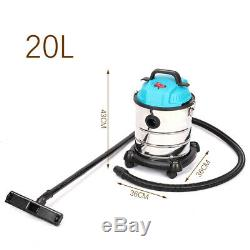 MultiClean Wet and Dry Vacuum Cleaner 3000W Vac 30/50/80L Garage Auto Cleaning