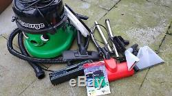 Numatic George GVE370-2 3 in 1 Wet/Dry Vacuum Hoover with A26A Kit & Turbo Brush