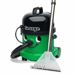 Numatic George GVE370 Wet and Dry Commercial Style Cylinder Vacuum