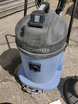 Numatic WVD900 Wet & Dry Twin Motor Vacuum Cleaner Hoover + Tools 110v Vat Incl