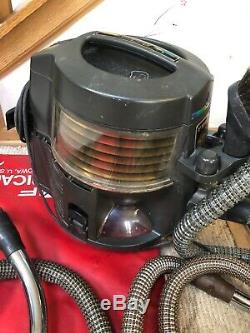 RAINBOW e SERIES VACUUM SYSTEM WITH POWER NOZZLE USED