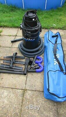 SkyVac Atom Wet & Dry Gutter Cleaning Vacuum 10.5M / 34Ft With Recordable Camera
