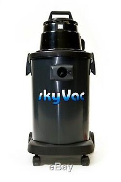 SkyVac Atom Wet & Dry Gutter Cleaning Vacuum 10.5M / 35Ft + Recordable Camera