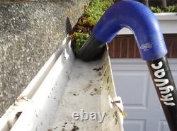 SkyVac Atom Wet & Dry Gutter Cleaning Vacuum 6M / 20Ft + Recordable Camera