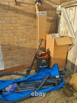 SkyVac Atom / Wet & Dry Gutter Cleaning Vacuum 7 Poles / 10.5m BUYER COLLECT