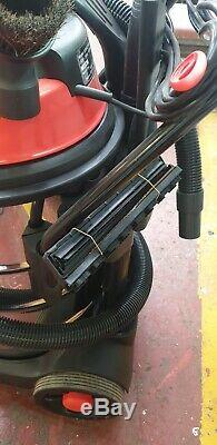 Snap on tools wet/dry vacuum cleaner/hoover