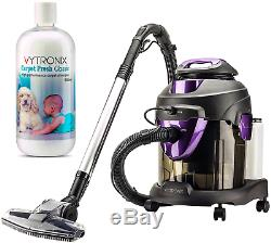VYTRONIX MFW1600 Multifunction 1600W 4 in 1 Wet & Dry Vacuum Cleaner & Carpet
