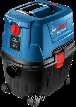 Vacuum Bosch GAS 15 for dry and wet 0.601.9E5.000 Carpet Cleaner