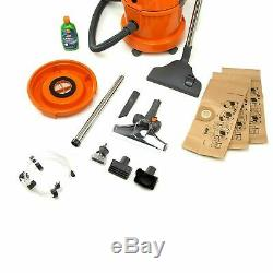 Vax 3-in-1 Multi-functional Advance Wet & Dry Vacuum and Carpet Washer UK NDD