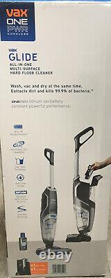 Vax ONEPWR GLIDE Wet Dry Hard Floor Cordless Cleaner With £60 Extras