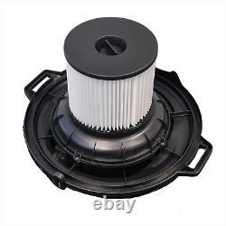 Wet And Dry Vacuum Cleaner Hoover 30L Blower Vac 2200W Workshop