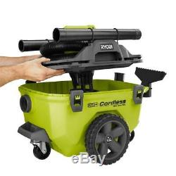 Wet Dry Vacuum Cleaner Storage Caster Wheel Heavy Duty Light Weight Durable