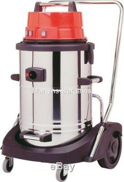 Wet and Dry Hoover ISSA 640M. Wet & Dry Vacuum 240 Volt